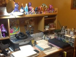 Work Space 2015 by Evilness321