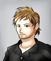 AT: Norman Reedus by mchectr