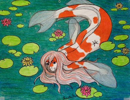 Pisces by DonutSeed