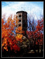 Enger Tower by midgard