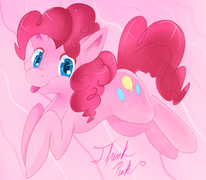 Pinkie Pie by Lustrous-Dreams