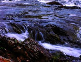 Blue Stream by Graphitation