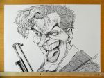 Jokerrrrrr by TarontPainter
