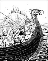 Vikings by pictishscout