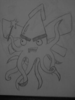squidfairy by monky31692
