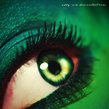 Peacock eye. .. by addy-ack