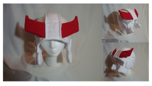 Prowl hat - Transformers by PlanetPlush