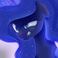 Angry Luna sketch by Diverse-Zoo
