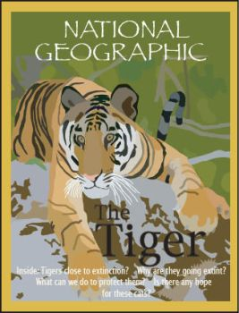 National Geographic Cover by thebooktheif