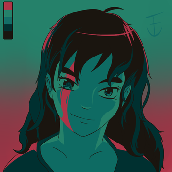 [Palette challenge] #6 by T3NG4