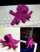 Octopus by StCoraline