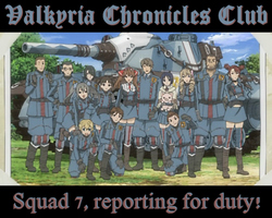 Valkyria Chronicles Club ID by valkyriachronicles