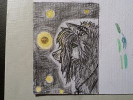 .::ACEO trade with Cally-dream::. by Snowstorm-wolf