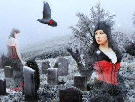 A_Gothic_Winter_by_KYghost by KYghost