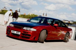 Nissan Skyline by ShadoWpictureS