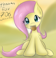 Thanks for 706 Watchers! by FreeFraQ