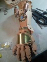 Equalist Glove work in progress by Skinz-N-Hydez