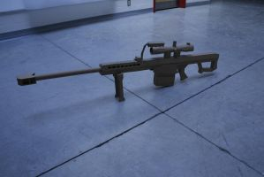 Barrett M82 by impaler07
