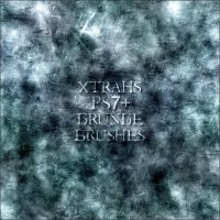 Xtrah's Grunge Brushes by xtrah