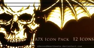 A7X Icon Pack by xSecondHeartbeatx