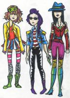 KILLJOYS by superfreak333
