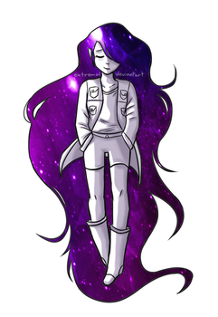 Marceline Lost In Space by Extremol
