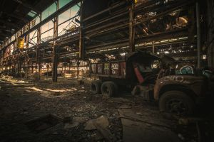 Dereliction Aftermath by Ardak