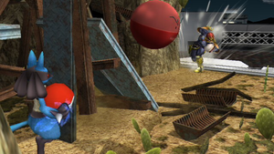 That's not a Pokeball o_O by SmashBros2008
