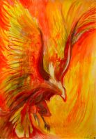 The Phoenix by IgnesAnn