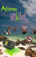 Atomic Squid by doughboy136
