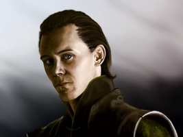 Loki by swisidniak