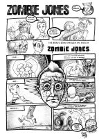 ZOMBIE JONES 2007 by thecarlosmal