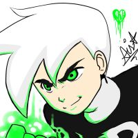 Danny Phantom by XKhFan4EverX