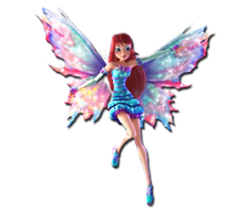 Klub Winx 6 - Mythix Bloom PNG #1 by PVTeam by PVTeam