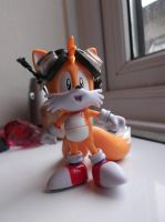 Tails Goggles ^____^ by xRubiMalonex