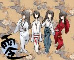 okami style fatal frame part2 by buta774