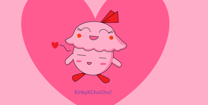Kirby and Chuchu by Thefangirl4848