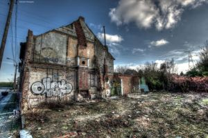 Doel HDR by MisterDedication