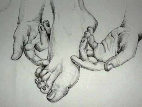 Hands and Foot 1 by StephanyShunpike
