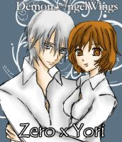 Zero x Yori by DemonAngelWings