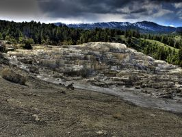 Yellowstone in HDR 3 by draqza