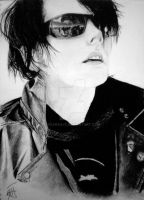 Gerard Way by xSarahjx