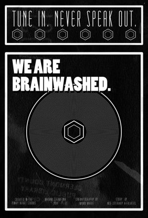We Are Brainwashed by MadamSteamfunk