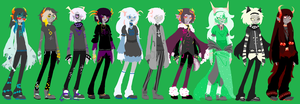 Bring in the awful fantrolls by Elevera