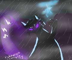 Falconiae, the Ghost of Lightning by Falconiaes-iNSaNiTY