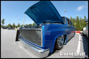 Ground Level Show 18 by xcustomz