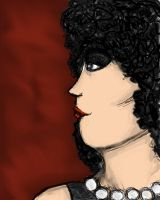 Frank-N-Furter by caspisan