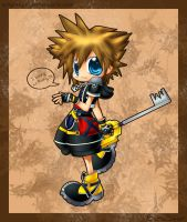 Sora belongs to... by lemonadepink