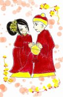 Taang Chinese Wedding by 10tative