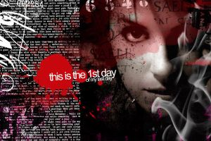 This is the 1st day by koneng